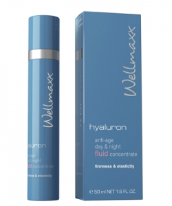 "Wellmaxx Hyaluron Fluid Concentrate ""Day & Night"" 50 ml"