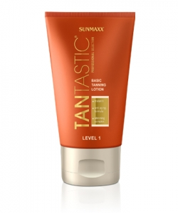 Sunmaxx TanTastic Basic Tanning Lotion Level 1 - Kosmetik 70 ml