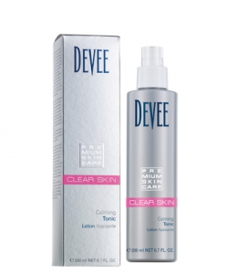 Devee Clear Skin Calming Tonic Gesichtswasser 200 ml