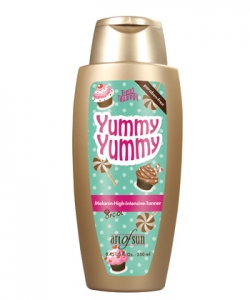 Art of Sun Yummy Yummy Melanin-High-Intensive-Tanner 250 ml