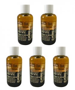 Art of Sun Golden Brown 2 Phasen Melanin Solarium Öl 5 x 20 ml