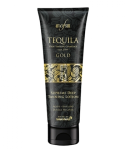 Art of Sun Tequila Gold Supreme Deep Tanning Lotion + Melanin 125 ml