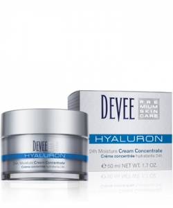 Devee Hyaluron 24h Moisture Cream Concentrate 50 ml