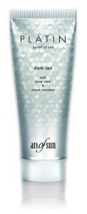 Art of Sun PLATIN Dark Tan Tanning Lotion 150 ml