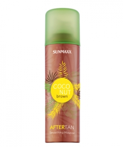 Sunmaxx Coconut Brown After-Tan Smoothing Mousse 200 ml