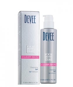Devee Clear Skin Cleansing Gel Reinigungsgel 200 ml