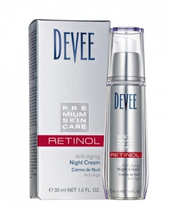 Devee Retinol Anti-Aging Night Creme