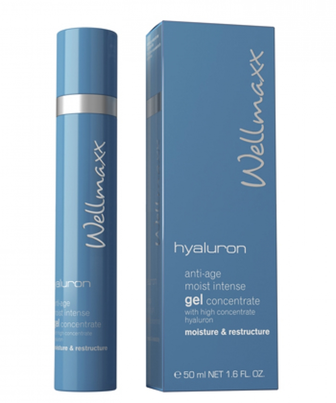 Wellmaxx Hyaluron Gel Anti-Age Concentrate 50 ml