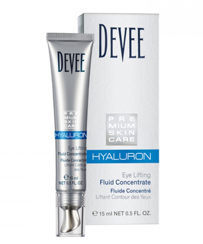 Devee Hyaluron Fluid Eye Lifting Concentrate - Augencreme 15 ml
